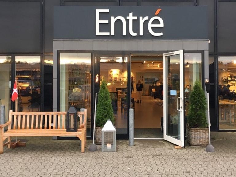 Entré by Brdr. Sørensen