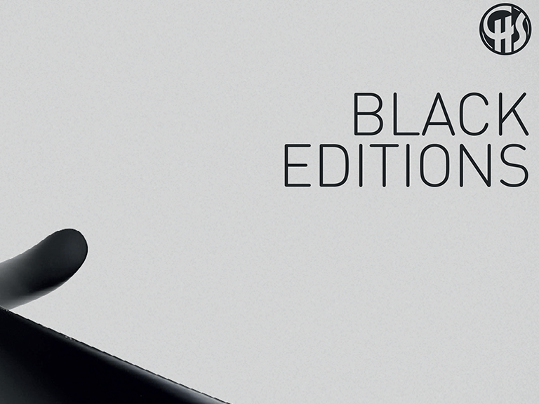 BLACK EDITIONS KAMPAGNE