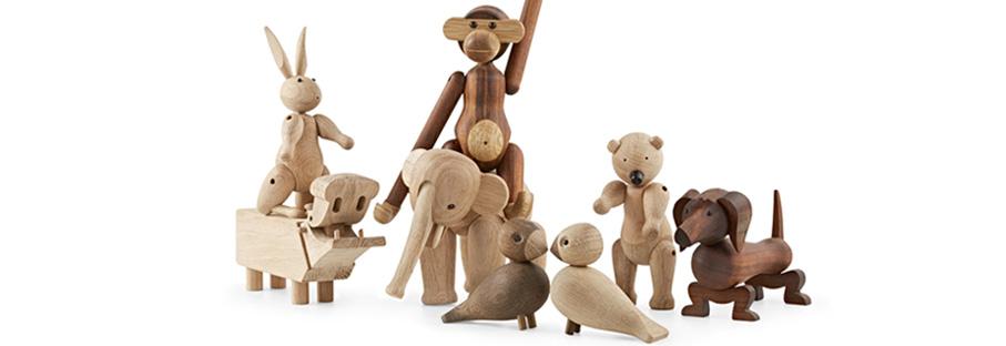 Figurer i træ