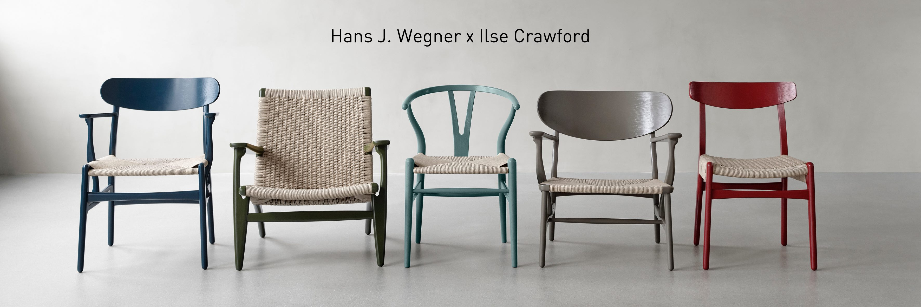 Wegner x Ilse Crawford