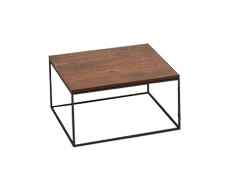 Log table sofabord
