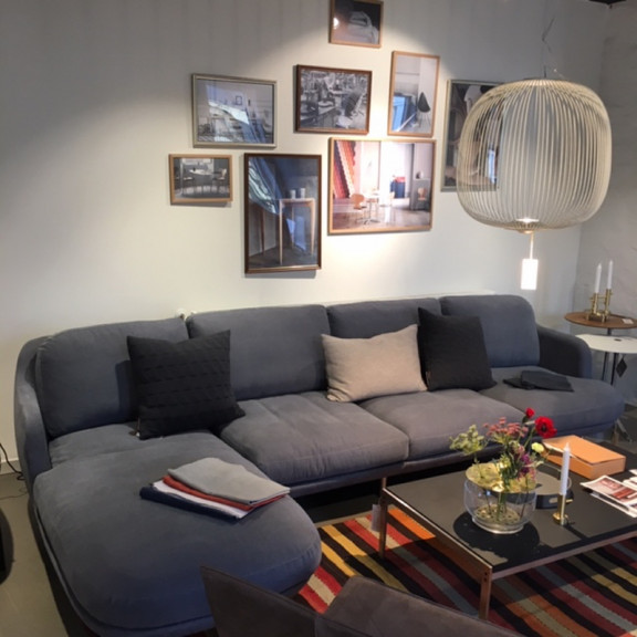 Udstillingsmodel - Lune sofa