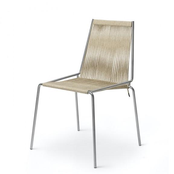 Thorup Copenhagen Noel Chair - natur flagline