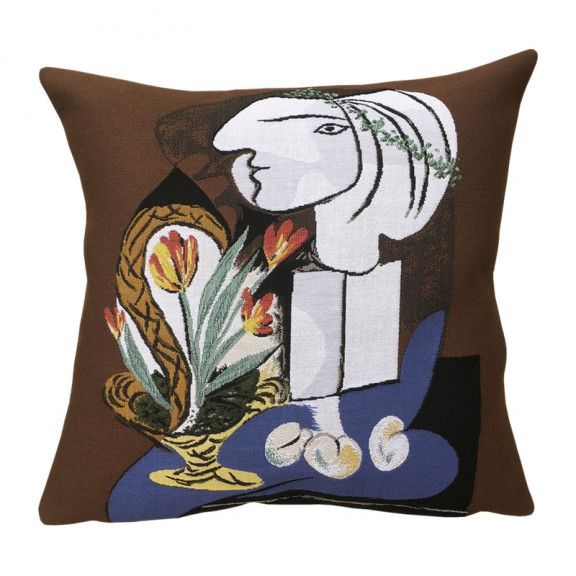 Picasso - Nature morte aux tulipes