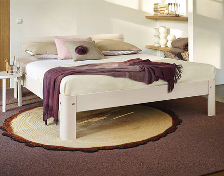 Auping auronde seng inkl. madras
