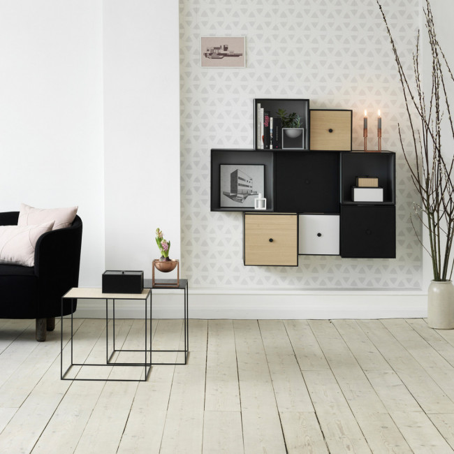 frame 28 by lassen opbevaring. Black Bedroom Furniture Sets. Home Design Ideas
