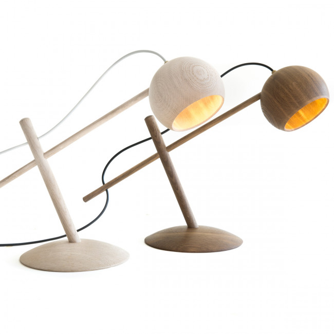 Massivt Bordlamper - Alt i dekorative bordlamper hos Brdr. Sørensen IX84