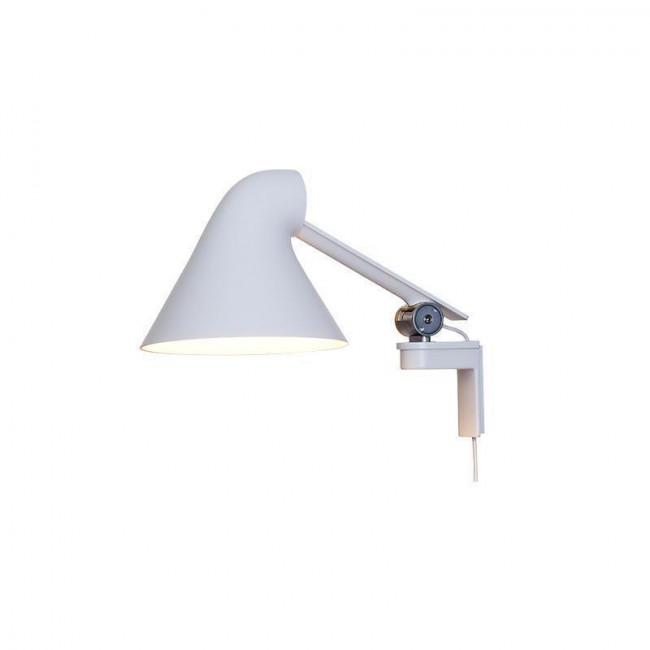 857d5c67941 NJP væglampe Louis Poulsen