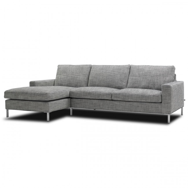 chaiselong sofa læder billig