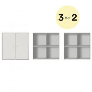 Montana modul 1 stk. 1118 + 2 stk. 1112 - Tilbud 3 for 2