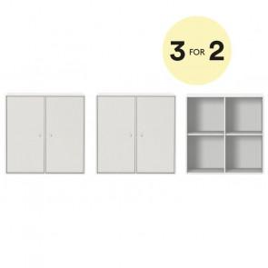 Montana modul 1 stk. 1112 + 2 stk. 1118 - Tilbud 3 for 2