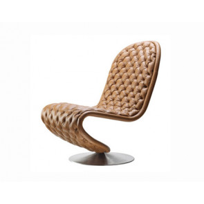 Verpan system 123 - Lounge chair