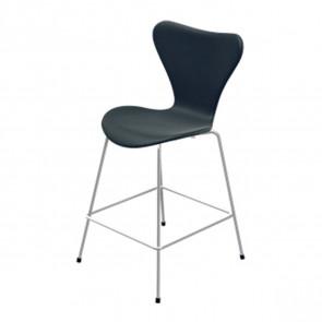 Arne Jacobsen 7'er barstol fuldpolstret