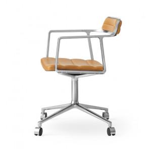 Vipp 452 Swivel stol - med hjul