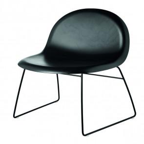 GUBI 3D Lounge Chair - sledge base