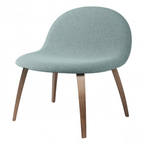 GUBI 3D Lounge Chair fuldpolstret - Wood base