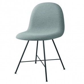 GUBI 3D Dining Chair Fuldpolstret - center base