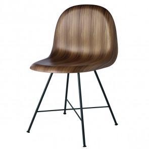 GUBI 3D Dining Chair - center base