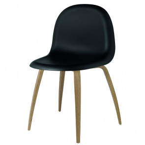 GUBI 3D Dining Chair - Wood base