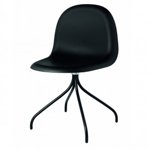 GUBI 3D Dining Chair - Swivel Base