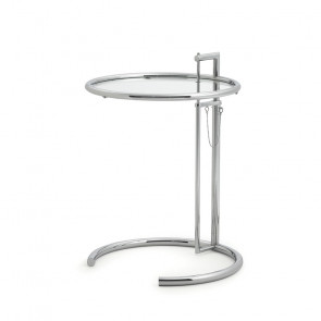 ClassiCon Adjustable Table E 1027 - Krom