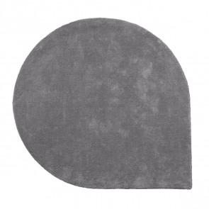 AYTM Stilla tæppe - Dark grey