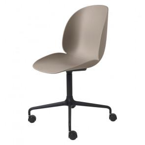 Gubi Beetle Meeting Chair - 4-Star Castors