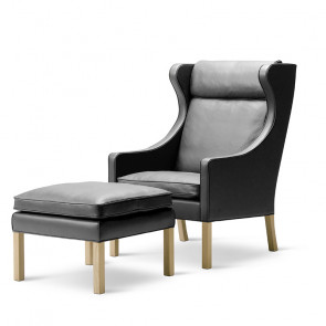 Børge Mogensen 2204 Wing Chair