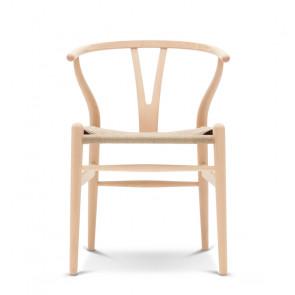 CH24 Wegner Y stol bøg/sæbe