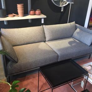 Udstillingsmodel - HAY Silhouette sofa