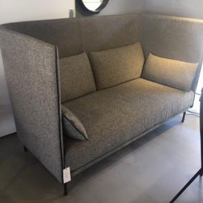 Udstillingsmodel - HAY Silhouette sofa høj