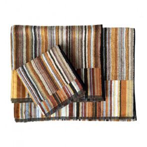 Missoni håndklæde - Jazz 160 brun