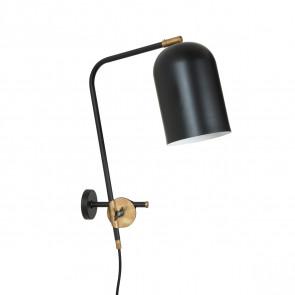 Knekt væglampe