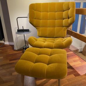 Udstillingsmodel - Mammoth Chair inkl. skammel