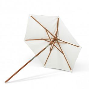 Messina parasol - Ø 210 cm Meranti