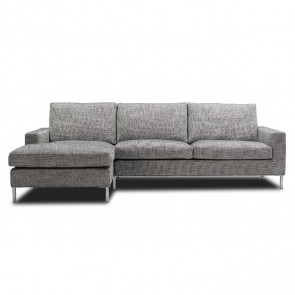 Odense sofa med chaiselong