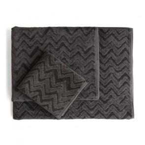 Missoni håndklæde - Rex 86 grå