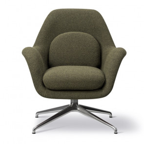Swoon Lounge Petit - Swivel base