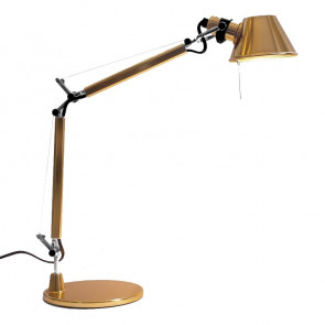"Tolomeo Micro bordlampe Guld ""Limited Edition"""