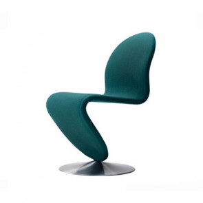 Verpan system 123 - Dining chair