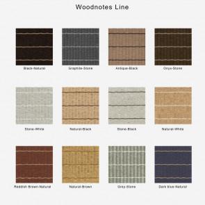 Woodnotes LINE tæppe