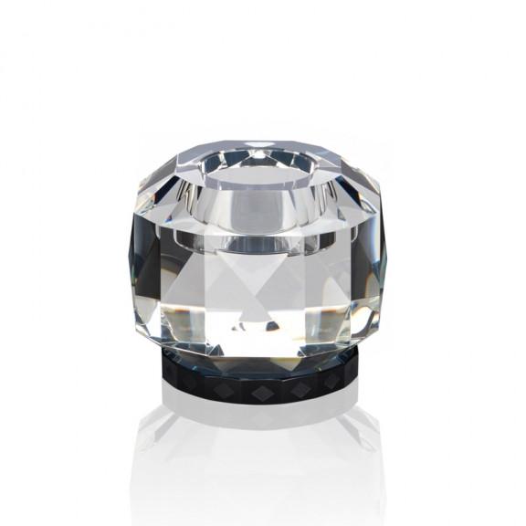 Texas clear/black Crystal