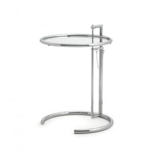 ClassiCon Adjustable Table E 1027 - Krom