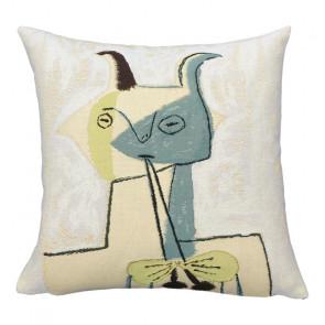 Picasso - Faune jaune et bleu jouant de la diaule