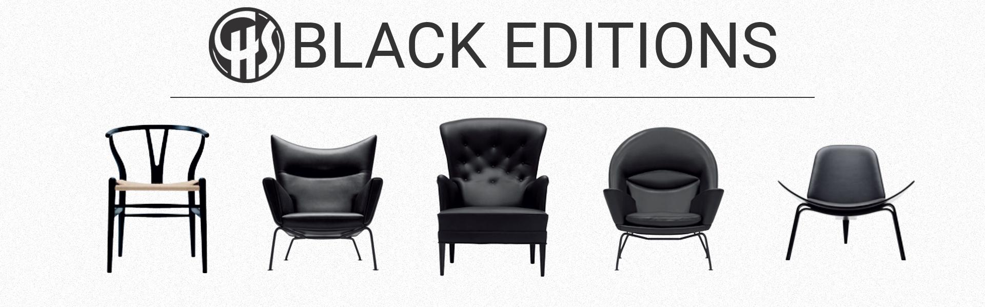 CARL HANSEN BLACK EDITION